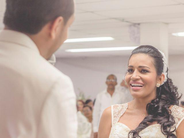 El matrimonio de Lerme y Elieth en Turbaco, Bolívar 31