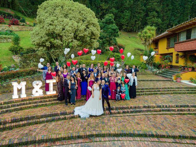 El matrimonio de Iván  y Marian  en Sopó, Cundinamarca 2