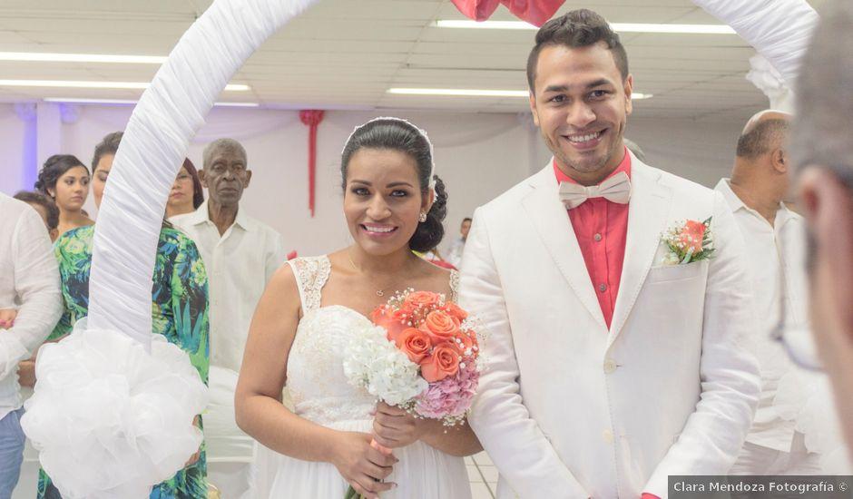 El matrimonio de Lerme y Elieth en Turbaco, Bolívar