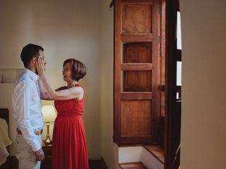 El matrimonio de Mónica y Andres 3