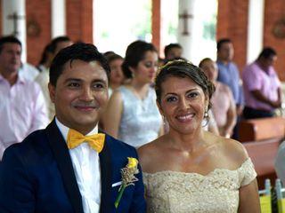 El matrimonio de Sandy y Pier