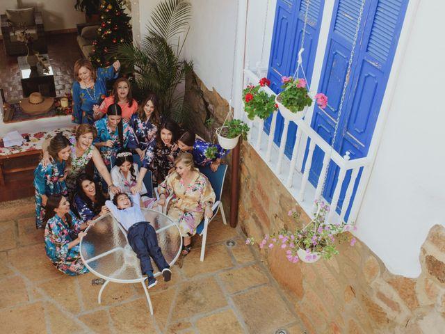 El matrimonio de Andres y Mónica en Barichara, Santander 4