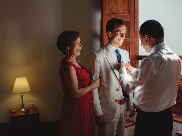 El matrimonio de Andres y Mónica en Barichara, Santander 6