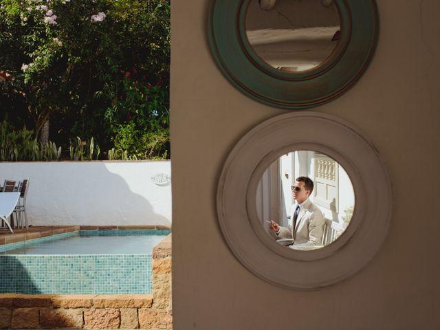 El matrimonio de Andres y Mónica en Barichara, Santander 8
