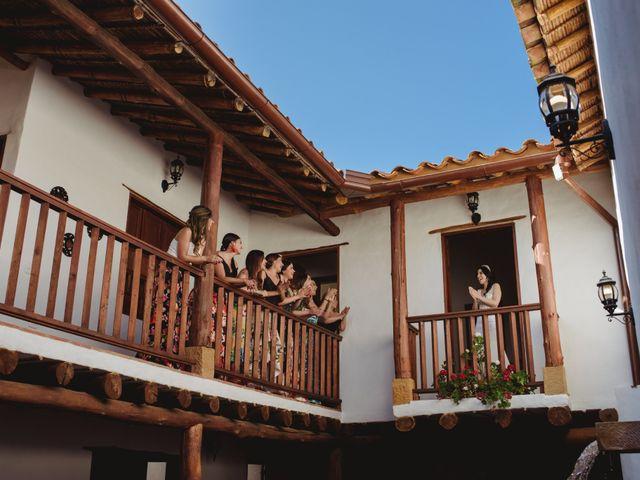 El matrimonio de Andres y Mónica en Barichara, Santander 10
