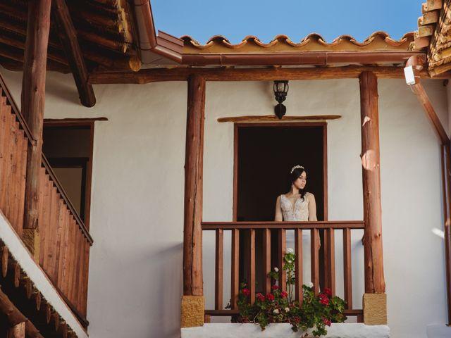 El matrimonio de Andres y Mónica en Barichara, Santander 11