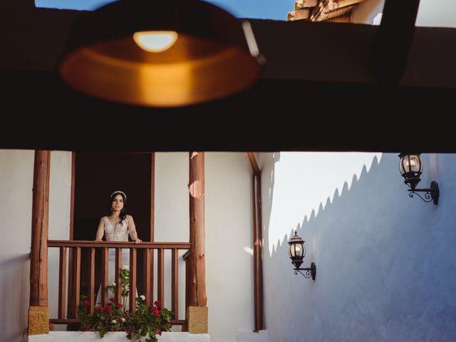 El matrimonio de Andres y Mónica en Barichara, Santander 12