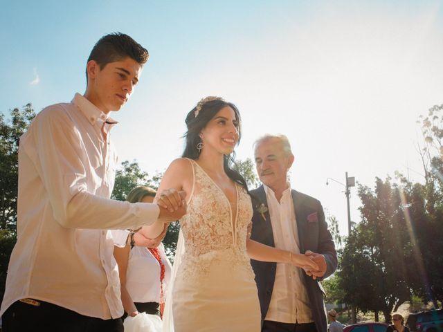 El matrimonio de Andres y Mónica en Barichara, Santander 16