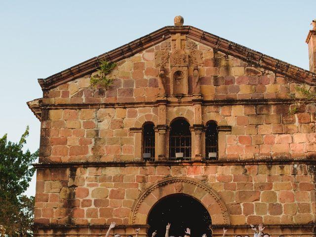 El matrimonio de Andres y Mónica en Barichara, Santander 21