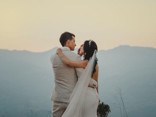 El matrimonio de Andres y Mónica en Barichara, Santander 23
