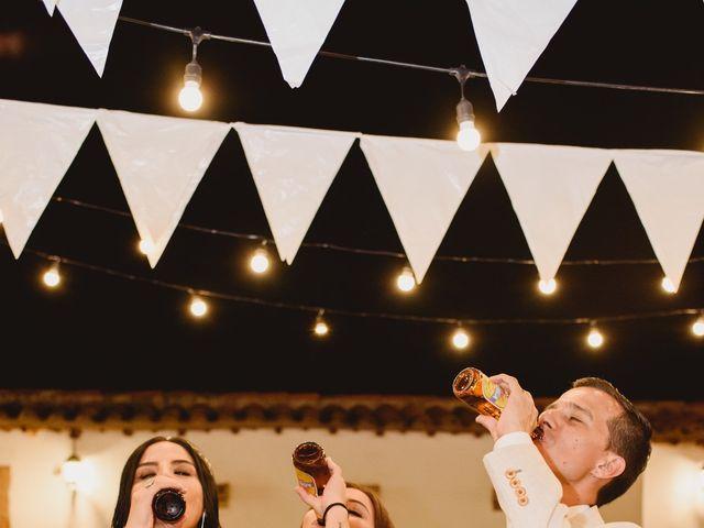 El matrimonio de Andres y Mónica en Barichara, Santander 26