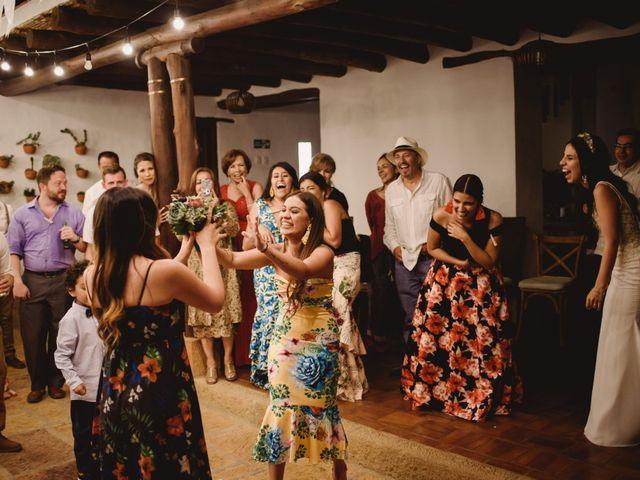 El matrimonio de Andres y Mónica en Barichara, Santander 32