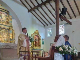 El matrimonio de María del Pilar  y Nelson  1