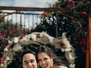 El matrimonio de Angela y Alejandro 1