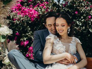 El matrimonio de Angela y Alejandro