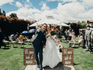 El matrimonio de Angela y Alejandro 3