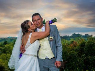 El matrimonio de Beatriz y Manuel 1