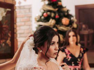 El matrimonio de Felipe y Adriana 1