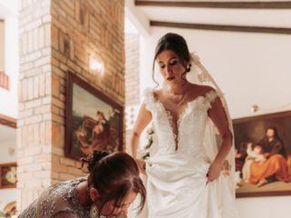 El matrimonio de Felipe y Adriana 2