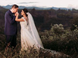 El matrimonio de Felipe y Adriana
