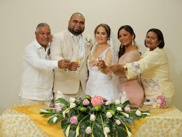 El matrimonio de Adrina y Henry en Barranquilla, Atlántico 7