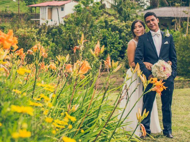El matrimonio de Sonia y Roberto