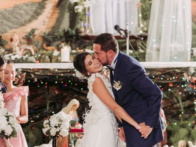 El matrimonio de Adriana y Felipe en Popayán, Cauca 13