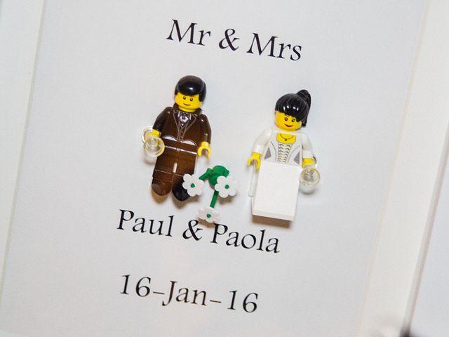 El matrimonio de Paul y Paola en Bogotá, Bogotá DC 38