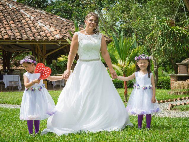 El matrimonio de Manuel y Beatriz en La Tebaida, Quindío 5