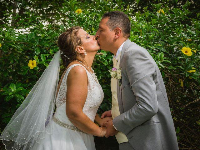 El matrimonio de Manuel y Beatriz en La Tebaida, Quindío 12