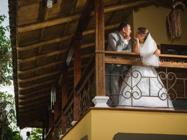El matrimonio de Manuel y Beatriz en La Tebaida, Quindío 6