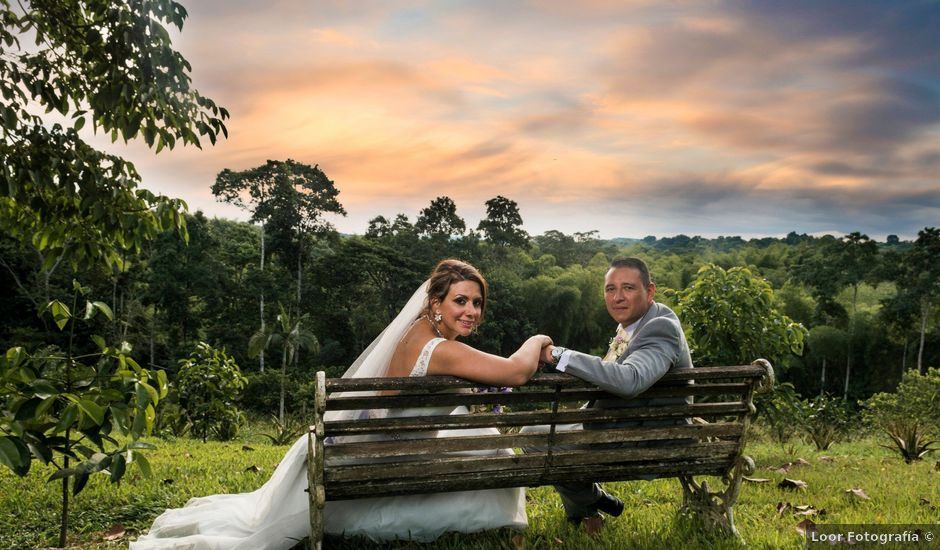 El matrimonio de Manuel y Beatriz en La Tebaida, Quindío