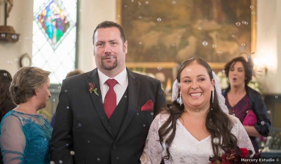 El matrimonio de Paul y Paola en Bogotá, Bogotá DC