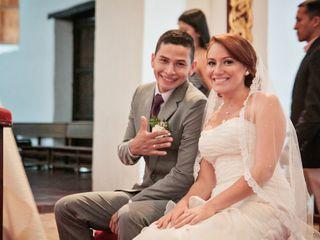El matrimonio de Marlyn y John