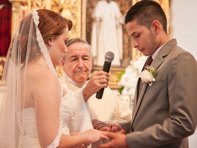 El matrimonio de John y Marlyn en Cali, Valle del Cauca 19