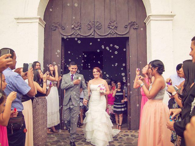El matrimonio de John y Marlyn en Cali, Valle del Cauca 23