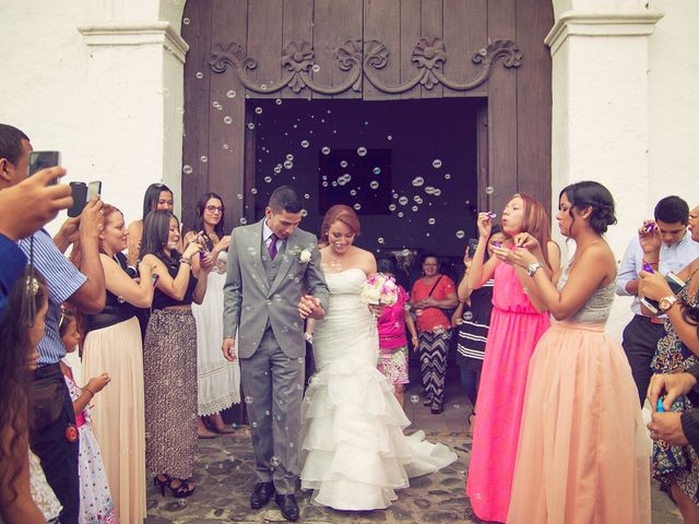 El matrimonio de John y Marlyn en Cali, Valle del Cauca 24