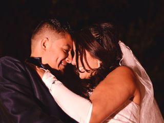 El matrimonio de Sandra y Cristian 2