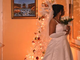 El matrimonio de Sandra y Cristian 3
