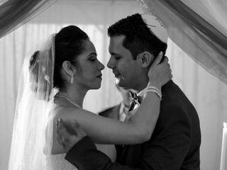 El matrimonio de Sandra y Jhonny