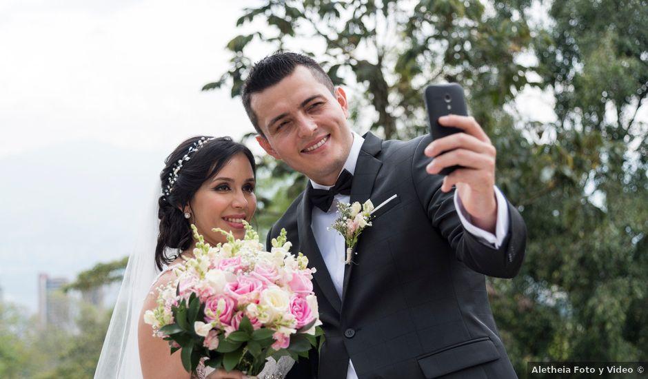 El matrimonio de Felipe y Johana en Medellín, Antioquia