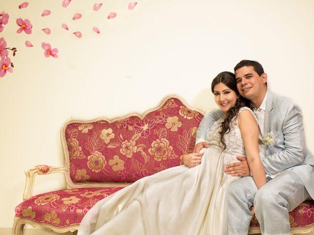 El matrimonio de Jessy y Esteban
