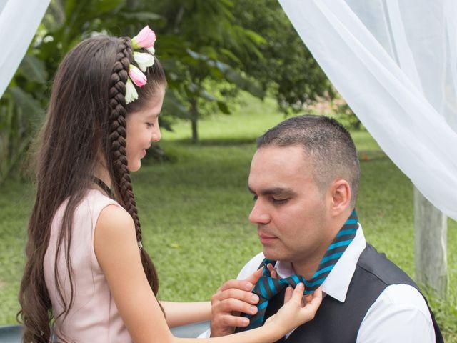 El matrimonio de Edison y Yetsica en Santafé de Antioquia, Antioquia 5