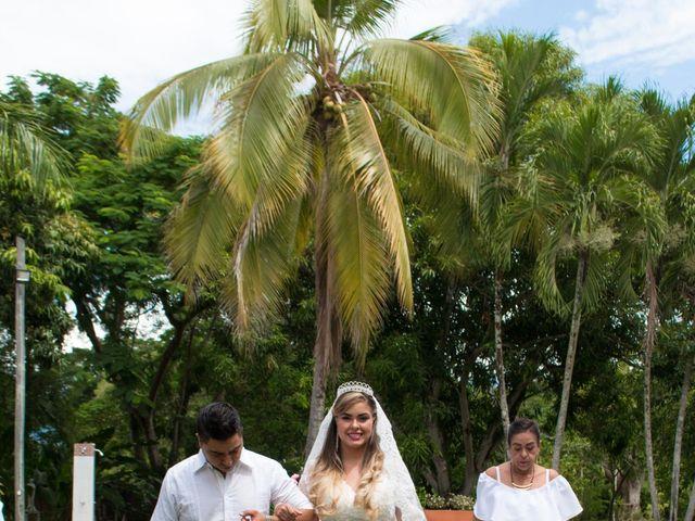 El matrimonio de Edison y Yetsica en Santafé de Antioquia, Antioquia 6