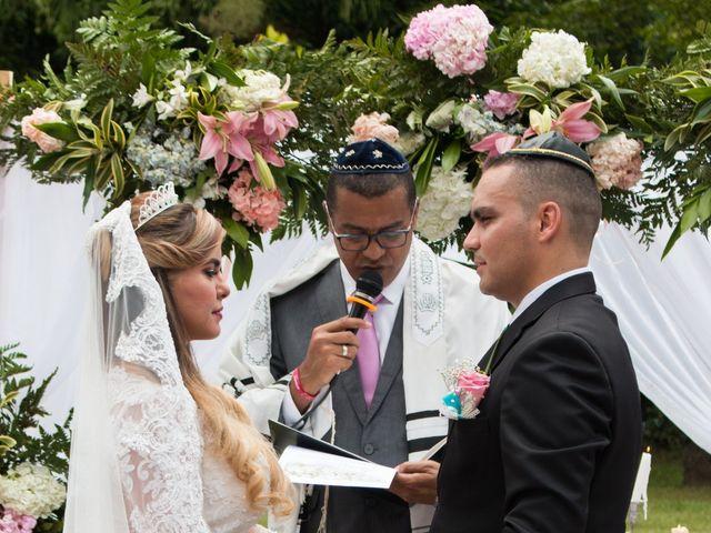 El matrimonio de Edison y Yetsica en Santafé de Antioquia, Antioquia 14