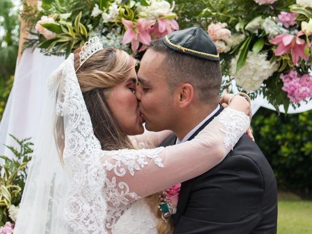 El matrimonio de Yetsica y Edison