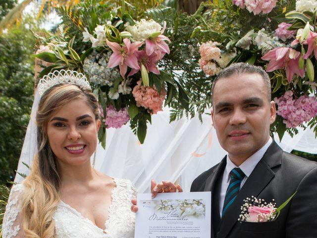 El matrimonio de Edison y Yetsica en Santafé de Antioquia, Antioquia 19