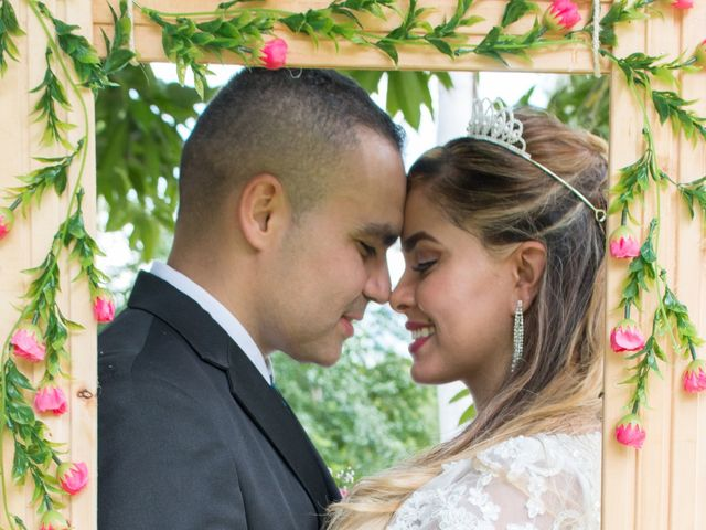 El matrimonio de Edison y Yetsica en Santafé de Antioquia, Antioquia 20