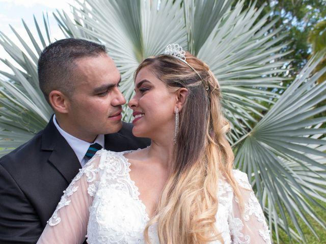 El matrimonio de Edison y Yetsica en Santafé de Antioquia, Antioquia 23