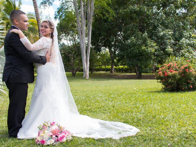 El matrimonio de Edison y Yetsica en Santafé de Antioquia, Antioquia 25